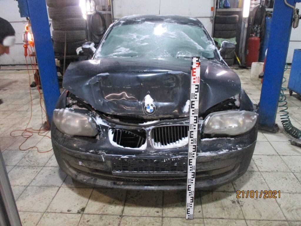 BMW 116, 2011Г